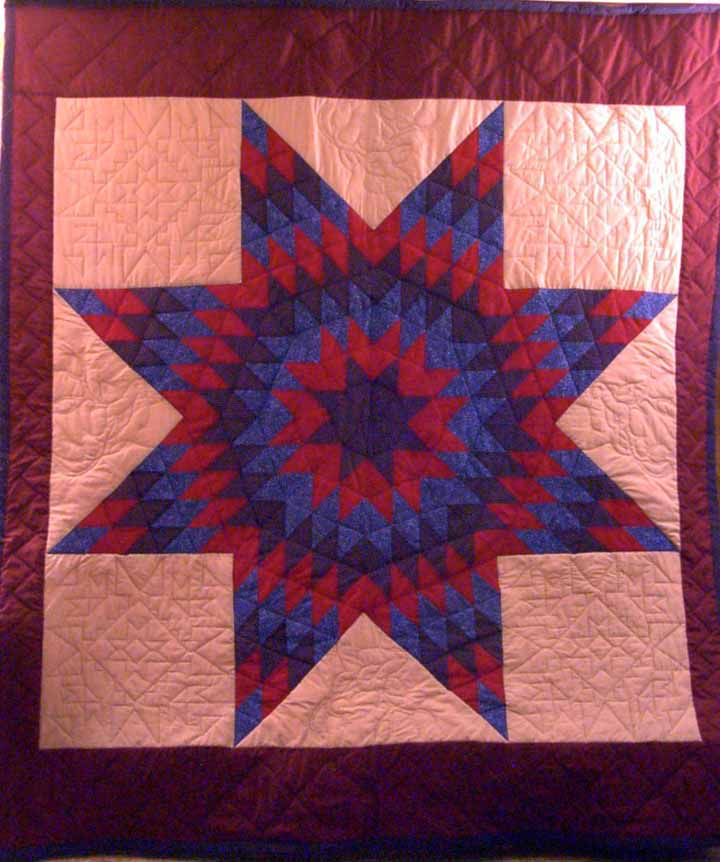 Native American Quilt Patterns Free http://www.pic2fly.com/Native+American+Star+Quilt+Pattern.html