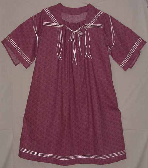 Women's Ribbon Dress - Size Extra Large and XX Large