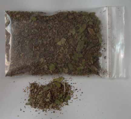 Herbal Smoking Blend 1 Pound